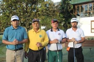 2 Jorge Nakamura, Funio Takahashi, Ricardo do Valle e Edmilson Meinlschmiedt