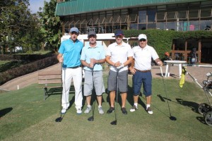 23 Adriano Buhrer, Francisco Carer, Hesio Martins e Dagoberto Pelentier