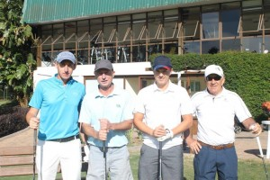 24 Adriano Buhrer, Francisco Carer, Hesio Martins e Dagoberto Pelentier