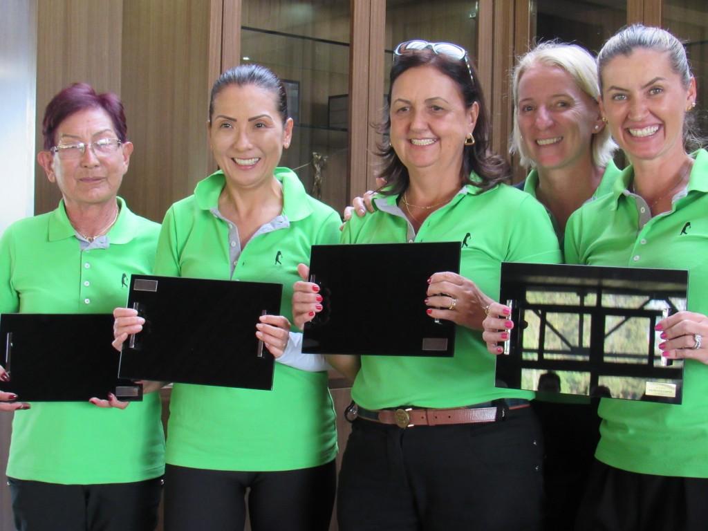 Equipe Vice-Campã - Confederação Clubes Associados