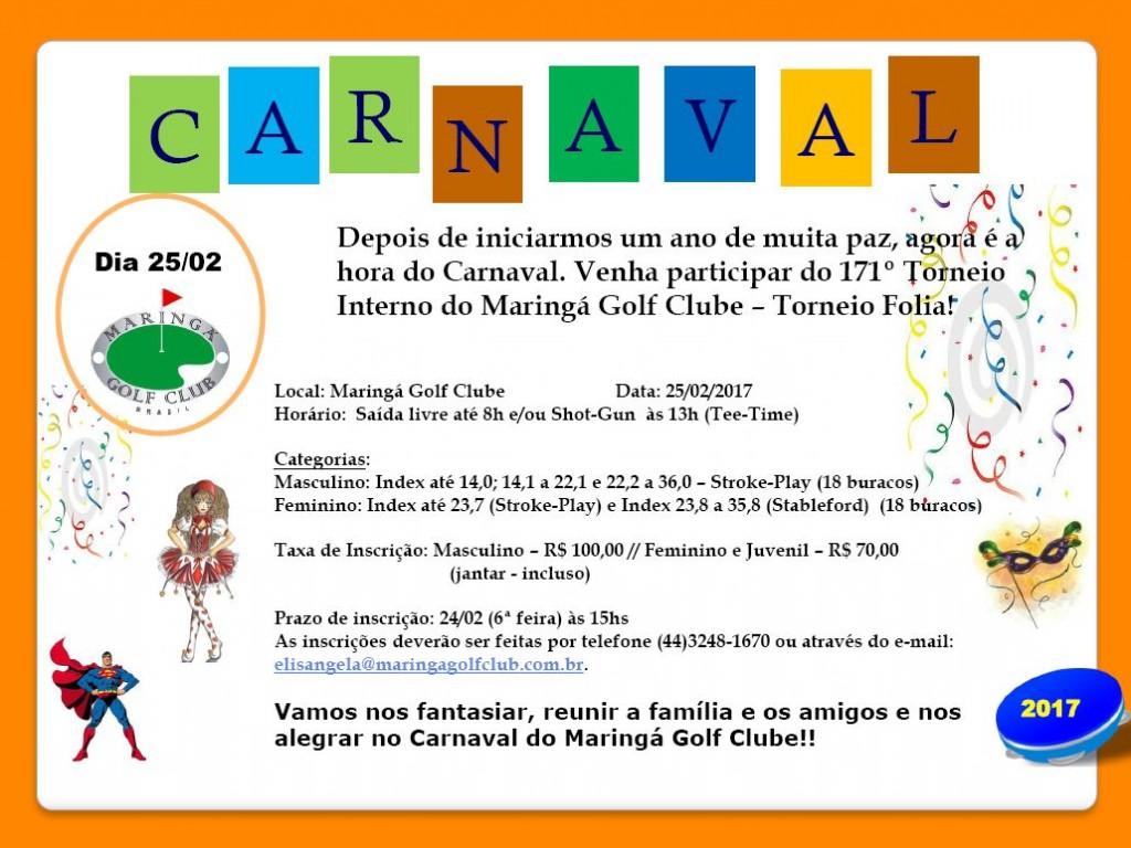 carnaval MGC