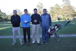 17Marco Feres, Luiz Costacurta, Mauricio Roorda e Rodolfo Santos
