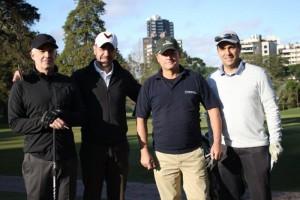 22Marcelo Almeida, Antonio Rodrigues, Percy Glaser Jr e Paulo de Manuel