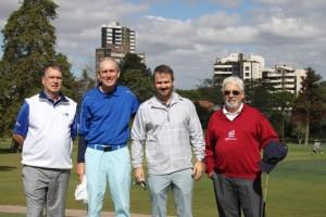 31 Ricardo Machado Lima, Felix Hoette, Flavio Pansieri e Luiz Augusto Rego Barros