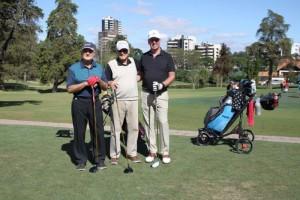 38 Osvaldir Benato, Arthur Leme Neto e Ray Ward
