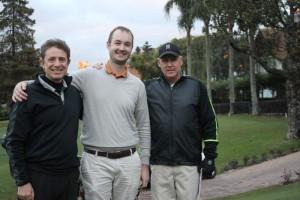 4 Tarcisio Kroetz, Caio Bianeck e Carlos Hapner