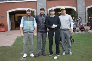 7 Rafael Mellem, Cassiano Garcia, Rafael Braz e Jose Ricardo Muricy