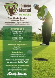 CartazA4_Torneio Mensal de Golfe-01