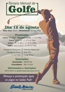 CartazA4_Torneio Mensal de Golfe_Agosto-01