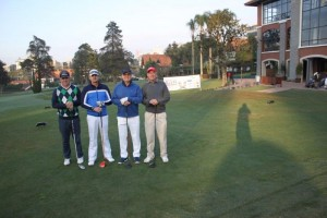 1 Oilson Negrelle, Alvaro Quadros Neto, Andre Fauth e Carlos Hapner