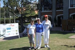 29 Rosely REgo Barros, Nilma Ribeiro e Beatriz Kormann