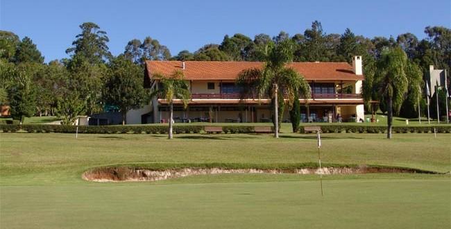 vista sede e green 18 Ponta Grossa