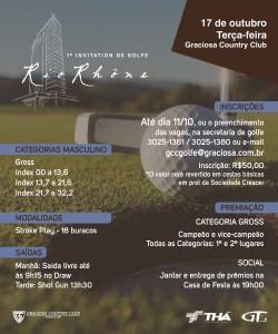 Convite torneio